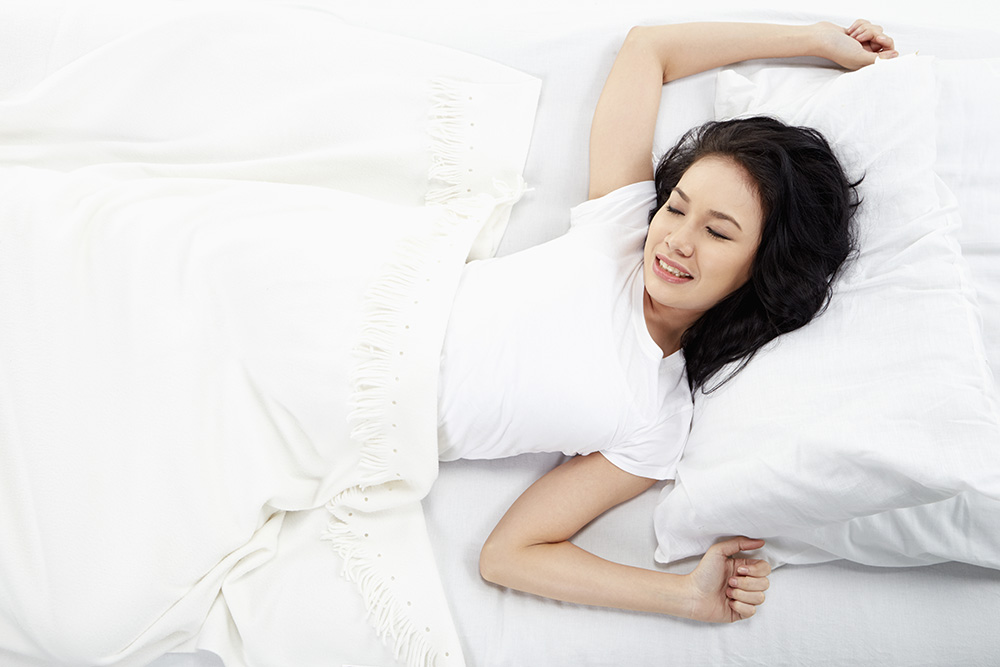 Good sleep patterns help the heart