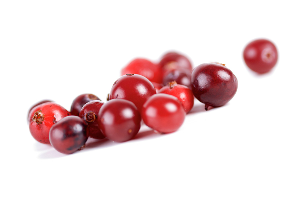 The mighty, mighty cranberry